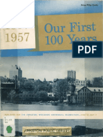 Our-First-100-Years-1857-1957-Appleton​