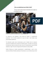 La Violencia en Latinoamérica