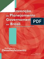 CARDOSO JR - Reinvenção Do Planejamento