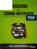 Cracking the Coding Interview, 6th Edition