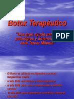 Botox Terapeutico