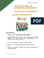 Jaime Adolfo Vargas Espinoza_ponencia_xix Congreso Seccional