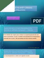 BLANEY CRIDDLE EVAPOTRASPIRACION.pdf