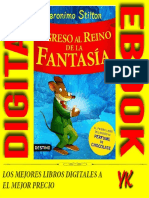 Regreso Al Reino de La Fantasia - Geronimo Stilton