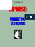 Hipnose Marketing Das Religi Es Fabio Puentes