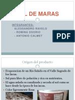Sal de Maras - Ppt