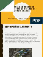 Intervías 4g Corredor Perimetral de Oriente de Cundinamarca