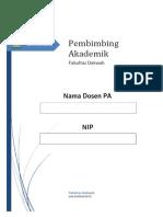 Rencana Buku PA (1)