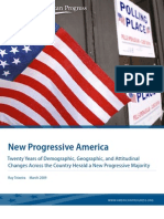 A New Progressive America Center for American Progress