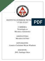 Instituto Superior Tecnológico