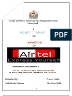 Airtel Project
