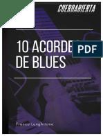 10 Acordes de Blues