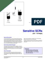Datasheet S106D1 SCR