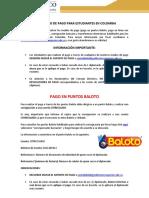 A. Instructivo Pago Polisuperior 2018