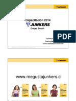 Junkers Curso de Calefones