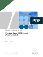 1-BTS3900 V100R010C10SPC255 Upgrade Guide (SME-based) (Recommended)