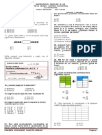 Matematicas III Bim Cuarto Grado