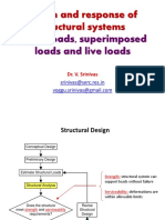Action and Response of Structural Systems