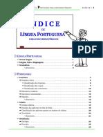 Lingua Portuguesa Para Concursos