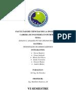 Analisis Pvt de Crudos Pesados