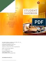 The Pup Student Handbook
