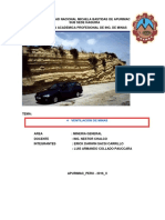Monografia de Ventilacion Minera