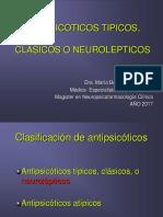 ANTIPSICOS TIPICOS, 2017