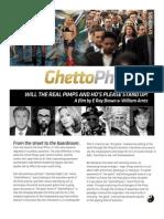 Ghetto Physics PressKit v1 Revised 070708 ONLINE