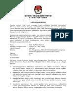 15. Pakta Integritas Sekretaris Pps