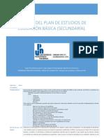 Analisis de Plan de Estudios Básica Secundaria