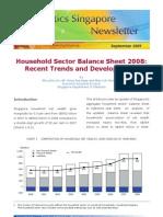 Singapore's Balance Sheet 2008