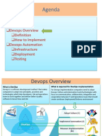Devops for ERP Implementation