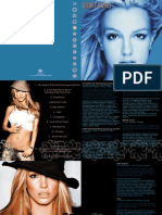 Britney Spears In the Zone Digital Booklet