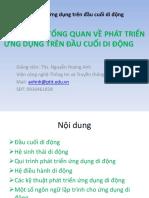 Chuong1_TongQuanVePhatTrienUDTrenDauCuoiDiDong