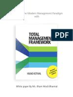 White Paper on TMF