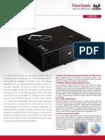 Proyector Pjd5132 Datasheet Spanish