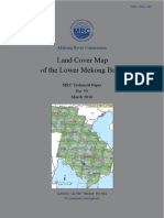 Technical Paper on Land Cover Map (MRC Technical Paper No.59)