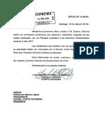 Informe sobre cárceles de Fiscalía Judicial