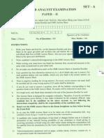 FAE_Exam_Paper_II_22_02_2017