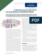 Potencial Del Big Data Para Enfermeria