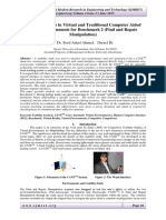 Usability Studies in Virtual and Traditional Computer Aided Design Environments for Benchmark 2 (Find and Repair Manipulation)