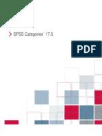 SPSS Categories 17.0