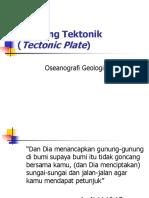 3; Geol L Tektonik (Review)-2013