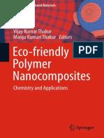 Eco-friendly Polymer Nanocomposites