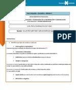 Guía de Análisis Morfosintáctico Completa
