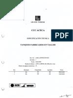 ESPECIFICACION TECNICA. TANQUES FABRICADOS EN TALLER(ACECA).pdf