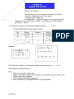 Chapter 3 I Linear Eqn ENHANCEMENT.doc