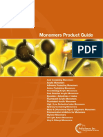 PRINT Monomers Guide