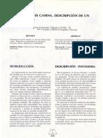 Caso Clinico de Criptococosis