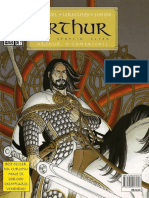 Arthur - Uma Epopéia Celta 02 - Arthur, O Combatente
